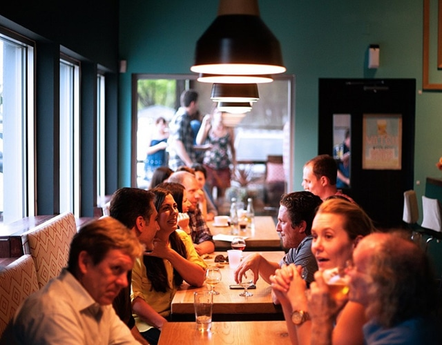 site sur mesure réservation restaurant