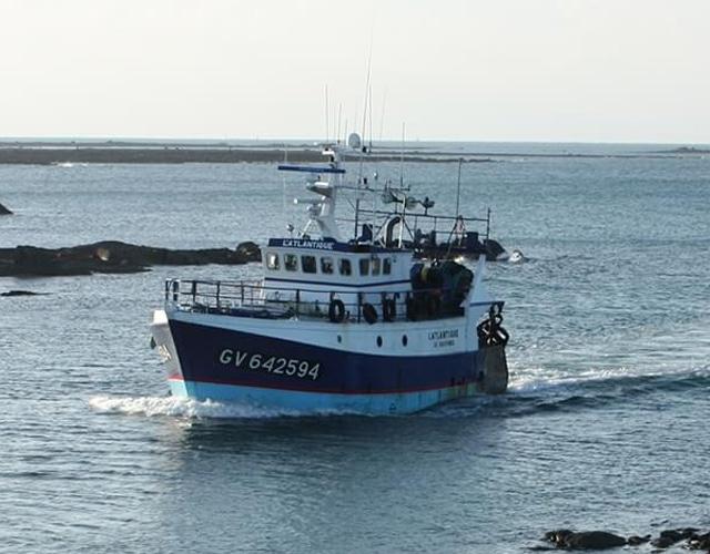 création site syndicat mixte des ports de pêche de Cornouaille