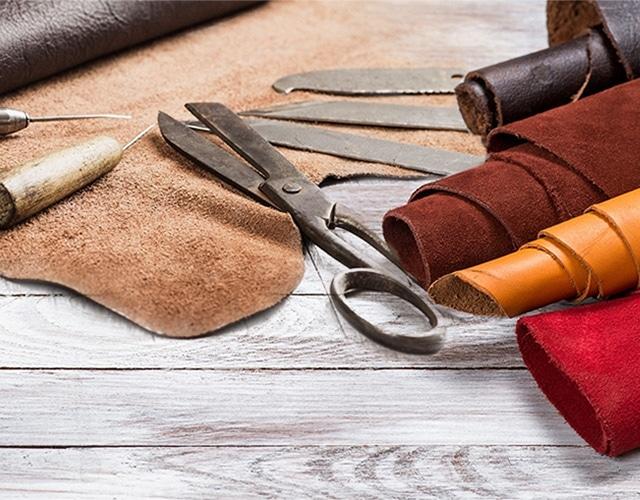 création site artisan réparation cuir