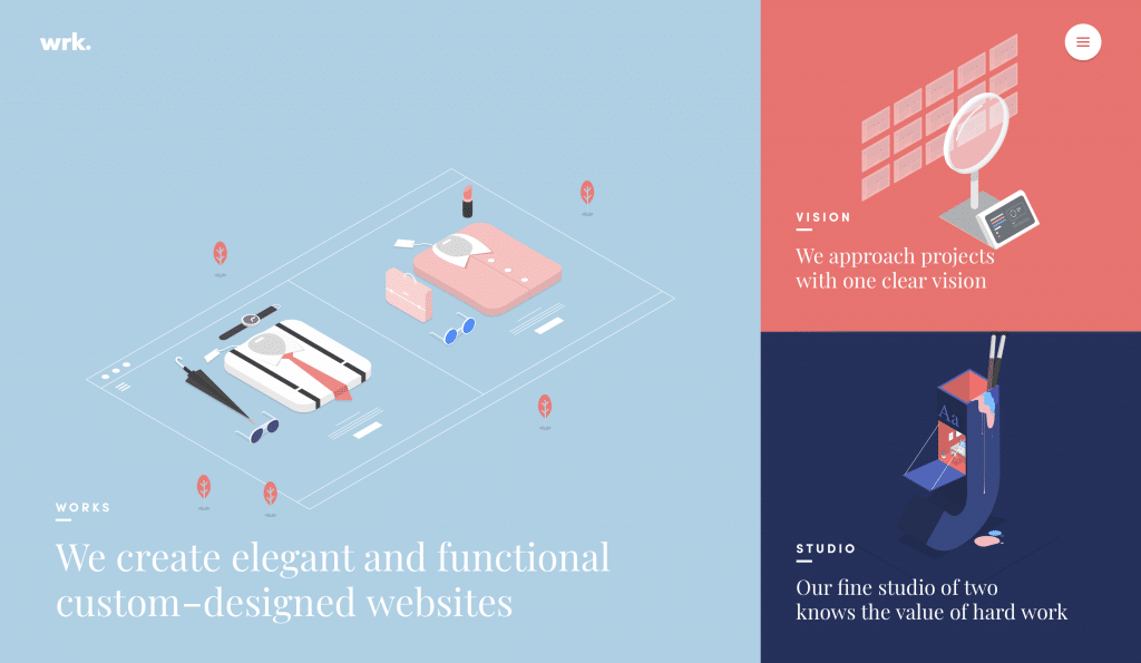 Site illustration 3D
