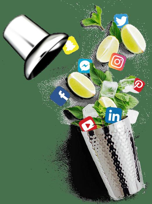 Shaker social ads